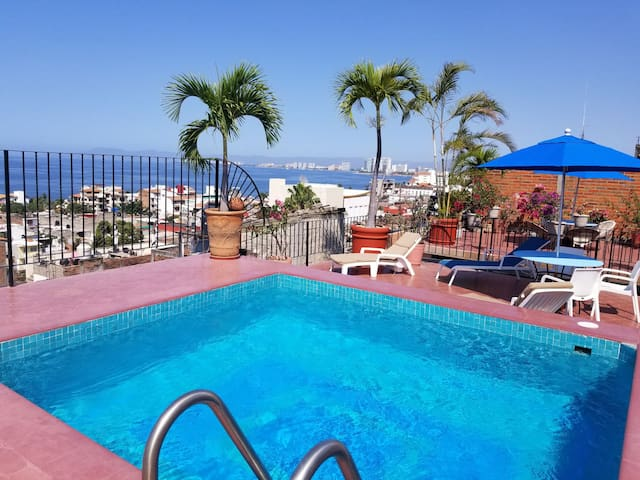CHARMING VILLA IN PUERTO VALLARTA