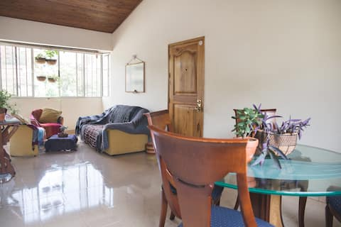Great Room With View In Spacious, Comfy Apartment