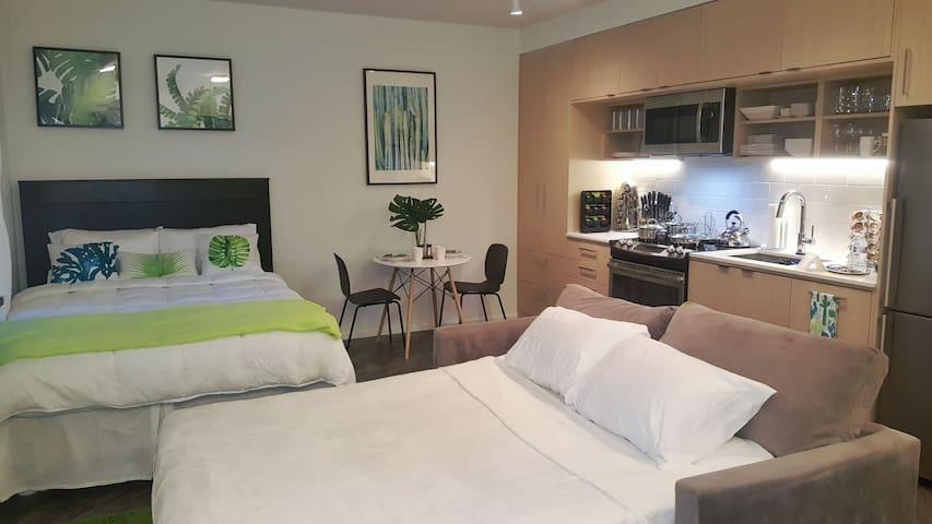 Modern Luxury Apartment★4KTV★Wi-Fi★Adams Morgan