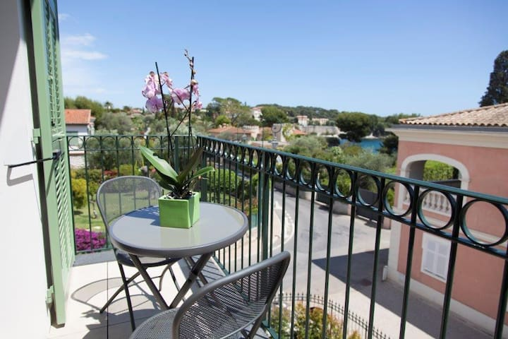 Lovely Apt Luxe  Seaside and Center SEA VIEW 202 - Saint-Jean-Cap-Ferrat - Apartment