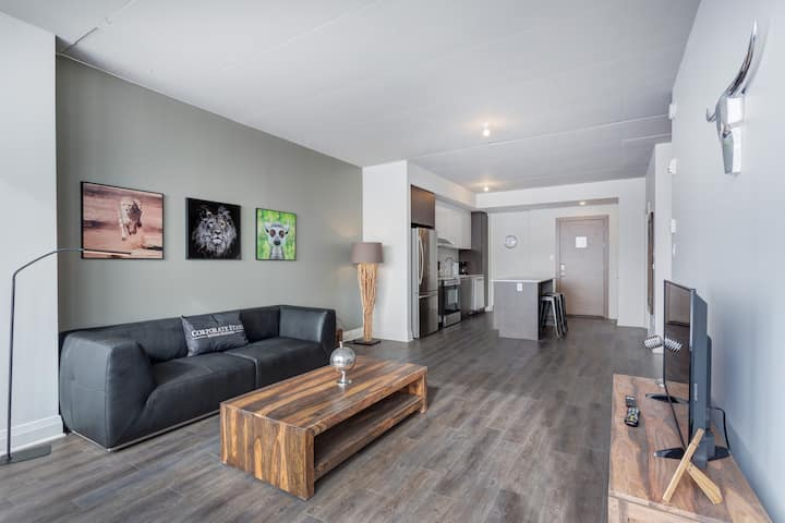 Corporate Stays | L'Equinoxe | Modern 1BR