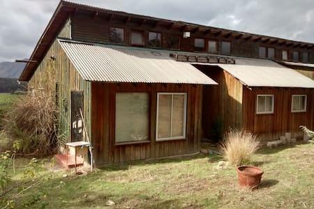 Casa Grande en el Campo. Rústica - Nogales - Casa