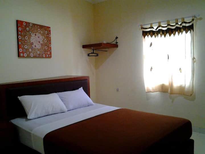 Cozy Breezy Room at Rumah Anda Bandung