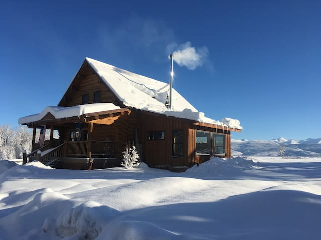 A Cabin in the Shadow of the Tetons - Victor - Cabin