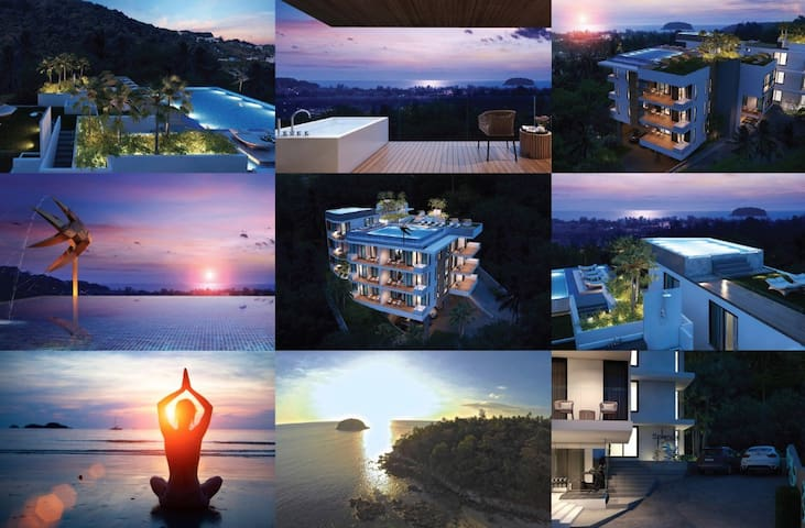 Spectacular Sea Sunsets, Privacy, Relaxing, Clean