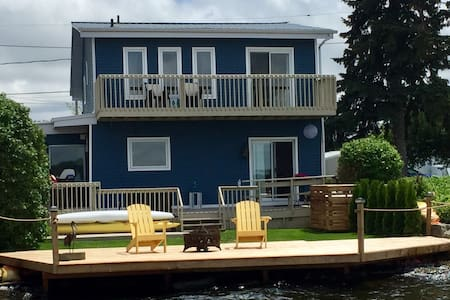 Waterfront Cottage in Prince Edward