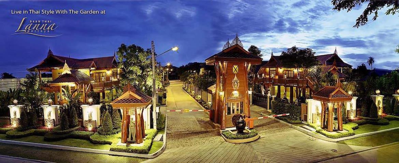 BaanThaiLanna Villa, Pattaya