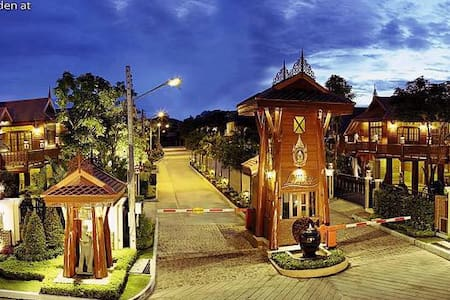 BaanThaiLanna Villa, Pattaya - Rumah Tamu