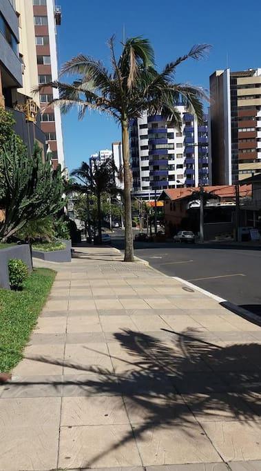 Proximidades do Edifício