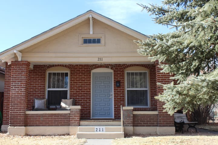 Ross house close to ASU, downtown-Great Sand Dunes
