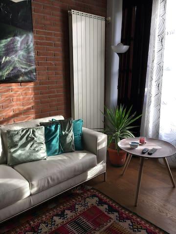 """LOFT """"Il Mulino"""" Accogliente e originale.  Torino"""