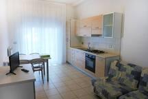 2-room apartment 45 m² Rendez Vous