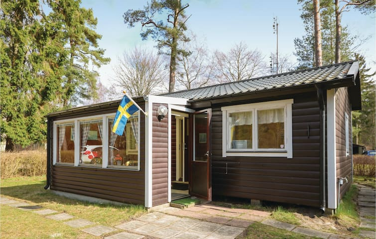 Holiday cottage with 2 bedrooms on 58m² in Ystad