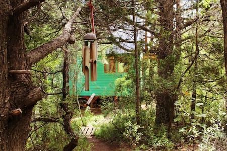 La casita del bosque nativo - San Carlos de Bariloche