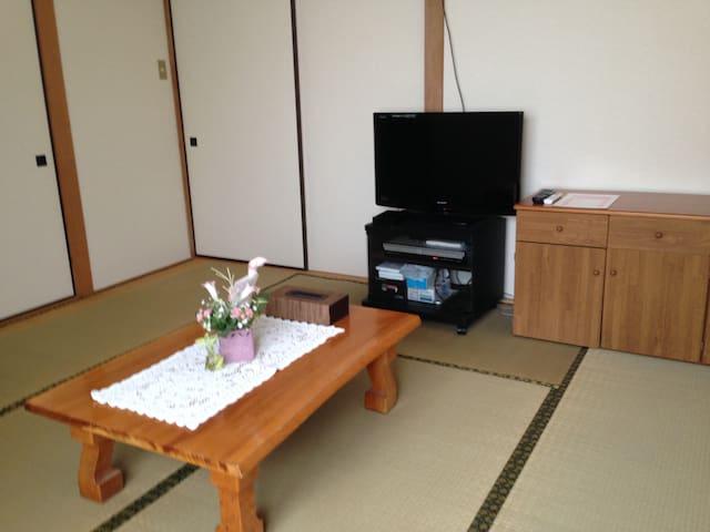 28 minutes by JR line. - Kiyota-ku, Sapporo-shi - Huis