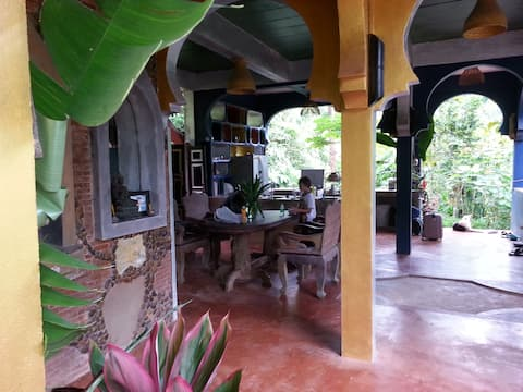 Shanti Forest Jungle Mansion