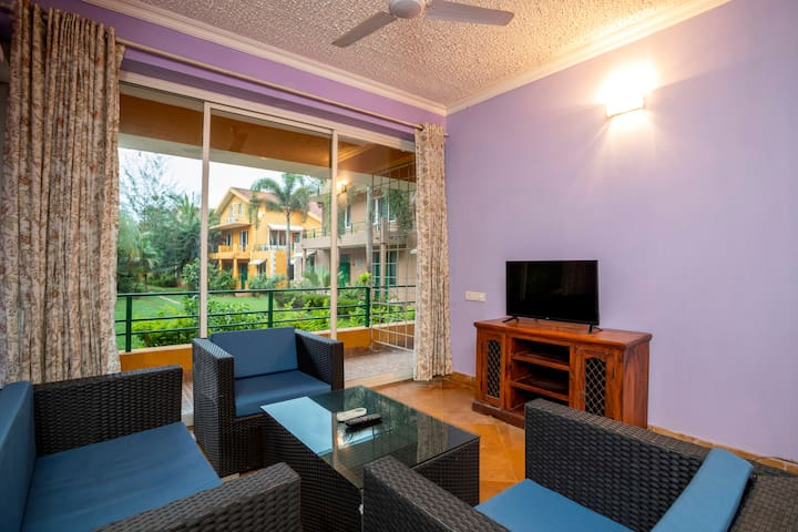2 Bhk Apartment in South Goa near the Beach