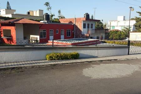 Vista a Placer | Bungalows - Oaxtepec - Bungalow
