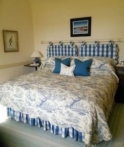 West Coast Scottish Georgian Manse - Acharacle - Bed & Breakfast