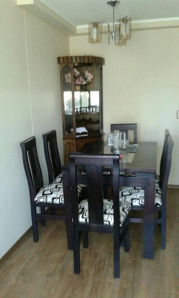 Comedor.../dinning room