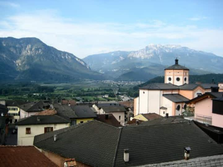 Panorama apartment, relax in Levico Terme