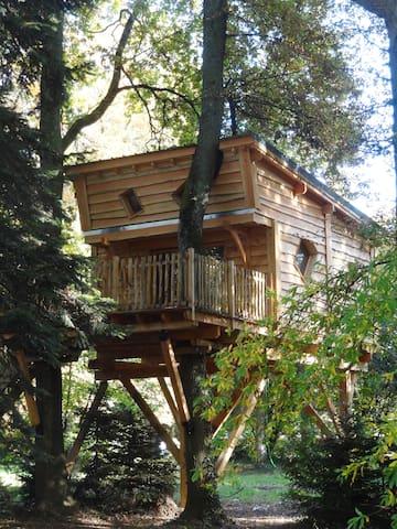 La cabane de Rémi - Bellerive-sur-Allier