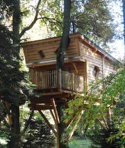 La cabane de Rémi - Bellerive-sur-Allier - Srub