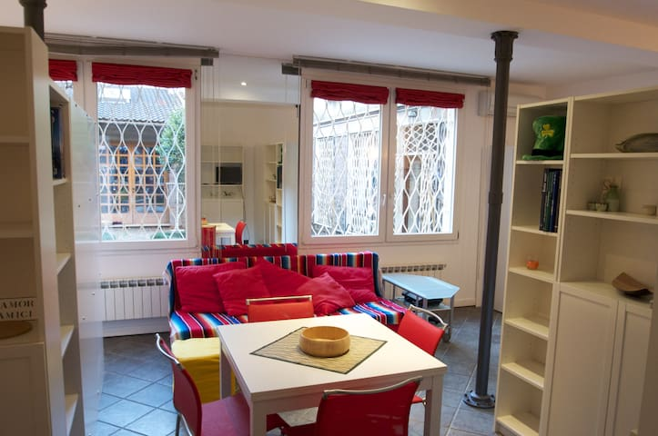 A.F. Apartments - Ideal for families in Venice
