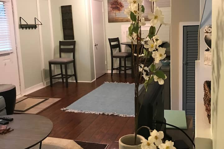 Live Oak Cottages InTown (8 mins to the Capitol)