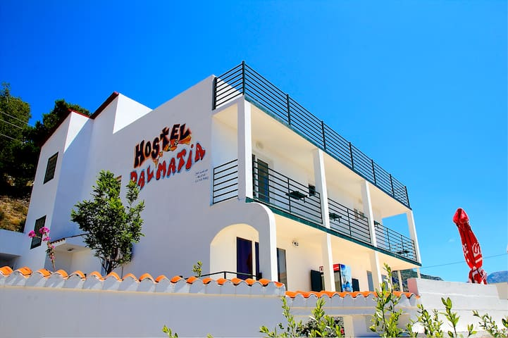 @HostelDalmatia 1 - Big Private Room with Sea View