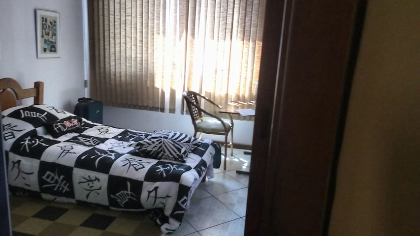 Room in a prime area in Salvador