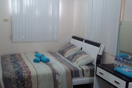 ELEGANT, SIMPLE AND COZY JAZZY GUESTHOUSE - Calamba