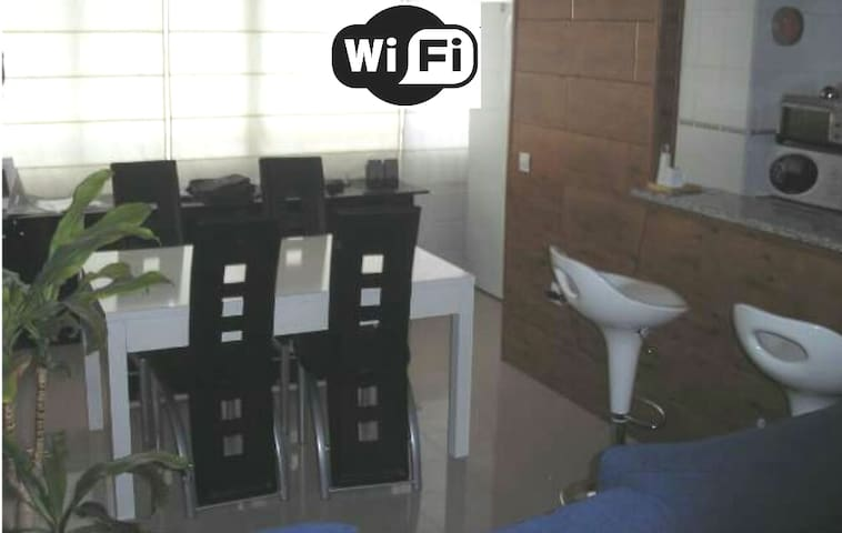 playa san juan 300m de playa.INTERNET(Wifi)NETFLIX