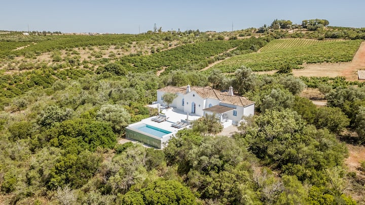 CASA do PLANALTO, nature, vineyards and golf