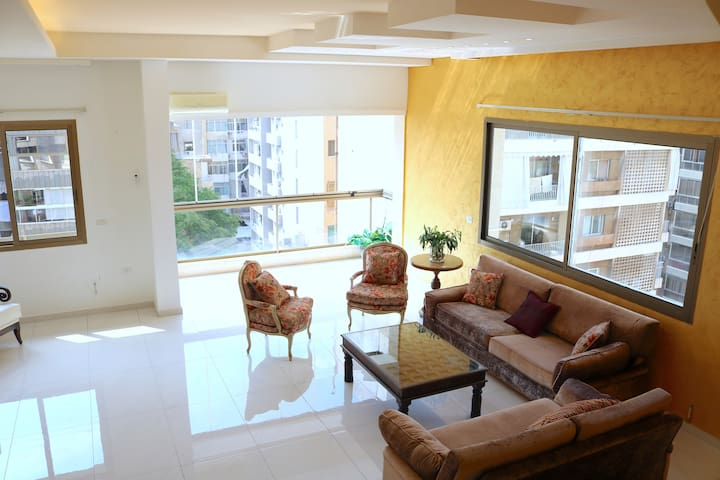 Furnished Duplex Apartment in the Heart of Beirut