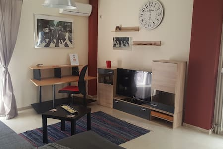 Lovely flat 12min from City Center - Apartment