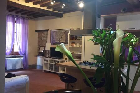 Le camere nel borgo - La Rosa -