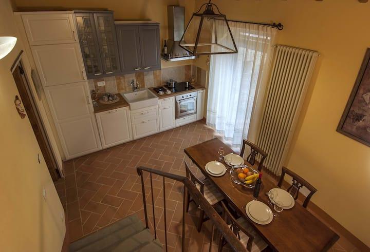 """Appartamento """"Leonardo"""" Casentino vacanze"""