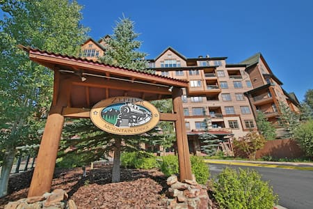 Zephyr Mountain Lodge - 1 BR - Ski-In / Ski-Out