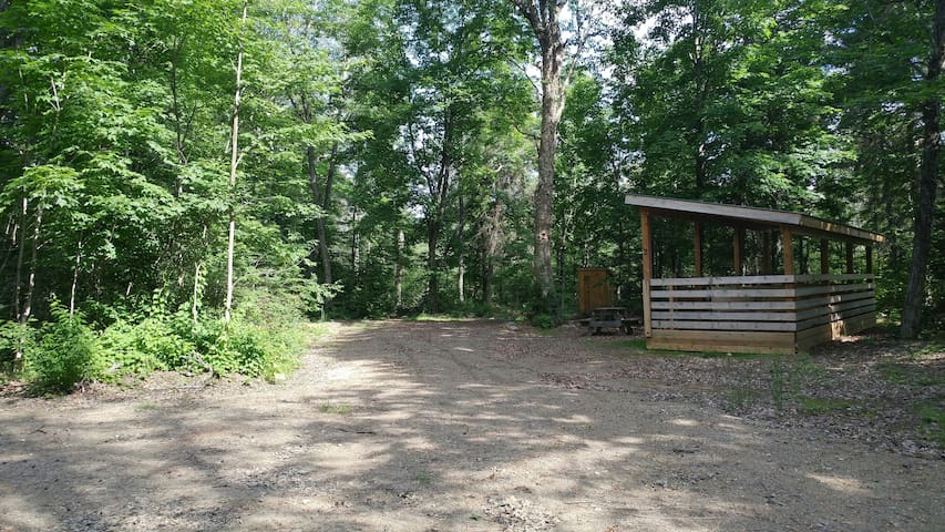 Kingscote Campsite 3
