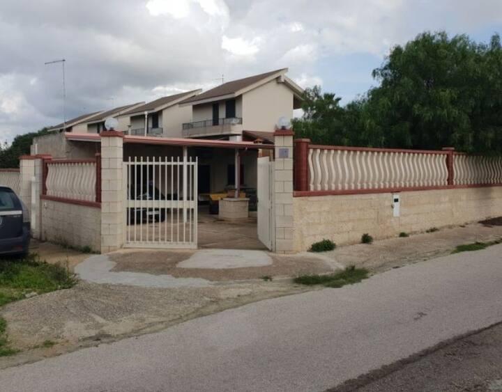 Casa indipendente a Santa Maria del Focallo