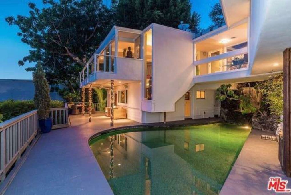 Ocean Views From Beverly Hills Houses For Rent In
