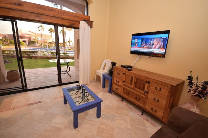 Pinacate 112 | Pool Side Bech front Condo!