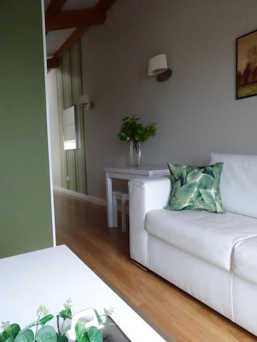 Gran sofá // Good sofa