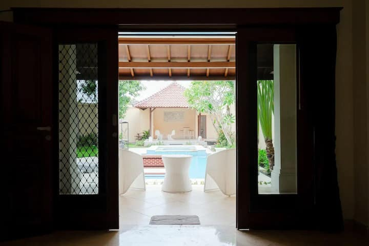 Sewa kamar MURAH #3 >Vila Kimberly D-17 @ Nusa Dua
