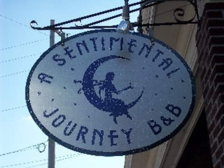 Stay for a week at A Sentimetal Journey