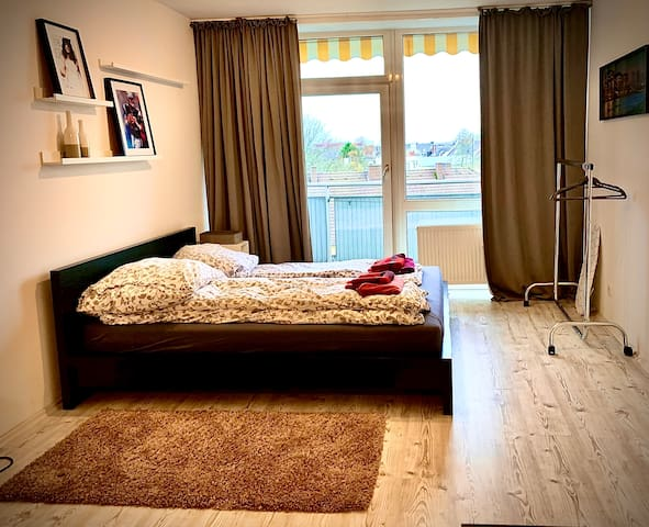 Single Room Apartment close to the city center