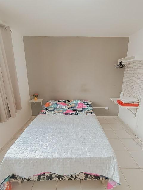 Apartamento tranquilo, seguro e bem localizado