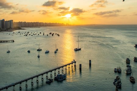 Vista IMBATÍVEL de Fortaleza