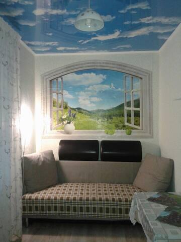Двухкомнатная квартира для отдыха - Zheleznovodsk